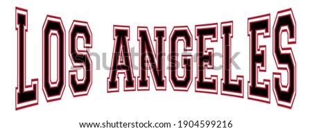 retro college varsity font