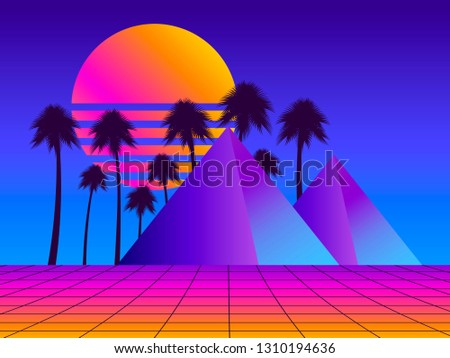 4 Holographic Gradient PS Styles & 4 Ho
