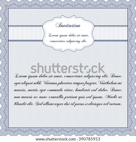 retro invitation border  frame