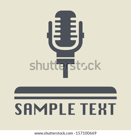 stock-vector-retro-microphone-icon-or-sign-vector-illustration