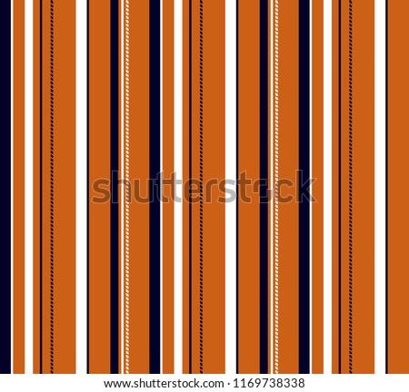 retro rope and lines stripe