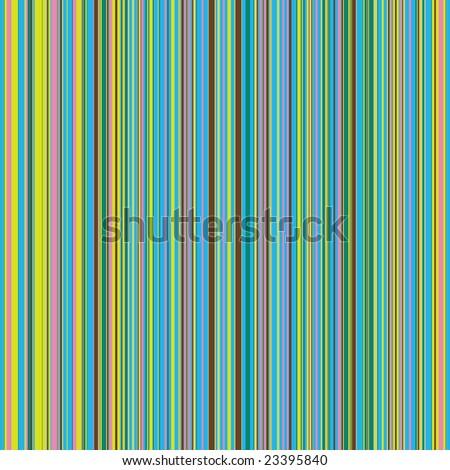 Retro (seamless) stripe pattern with bright colors