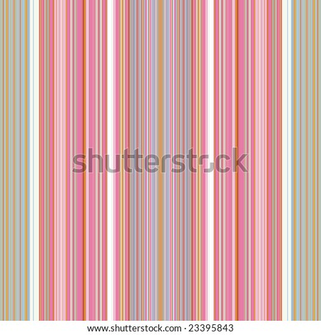 Retro (seamless) stripe pattern with pastel colors