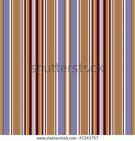 Retro seamless striped pattern with application (vector)
