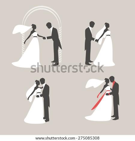 Marry Marriage Bride Bridegroom 65