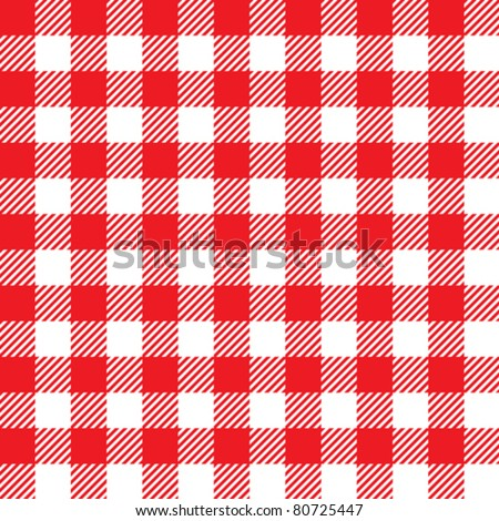 Retro tablecloth texture