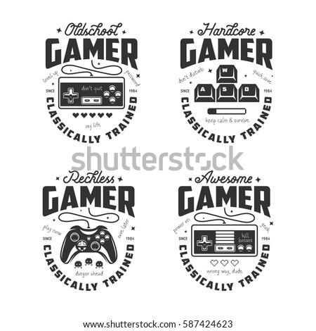 retro video games related t...