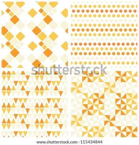Wet Paint Yellow 12x12 Patterned Scrapbook Paper KF | eBay