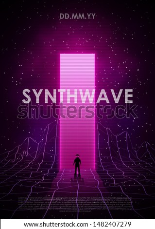 retrowave   synthwave