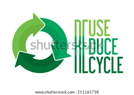 Reuse . Reduce . Recycle