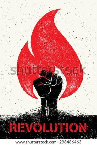 revolution hand inside
