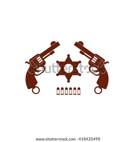 revolver pistol guns and