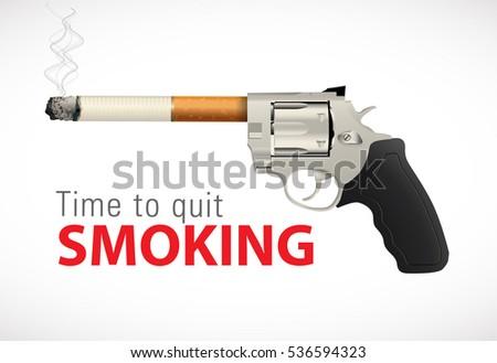revolver   time to quit smoking