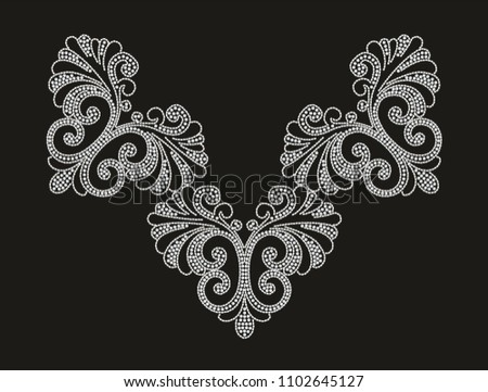 rhinestone applique design