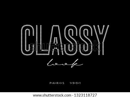 Rhinestone Applique Print for Textile, Crystal Embellishment for Fashion Apparel, Jewelry Ornament for Hotfix Transfer