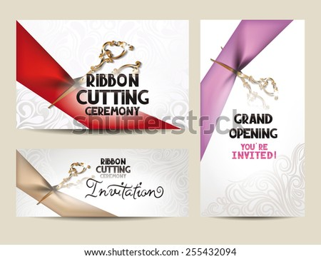 Invitation card for office opening free vector download 121021 sponsored stopboris Image collections