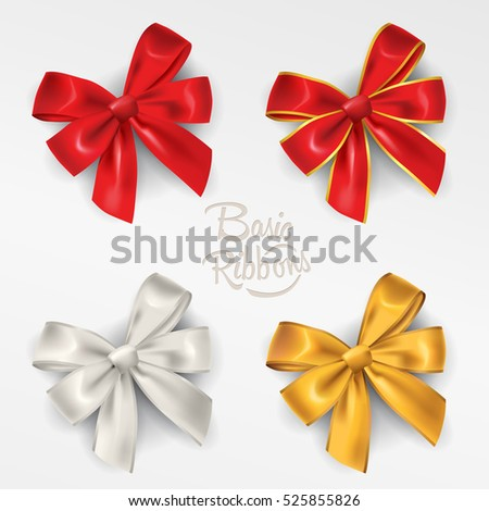 Ribbon in various colours. #525855826