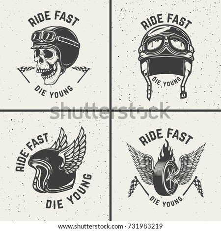 ride fast die young racer