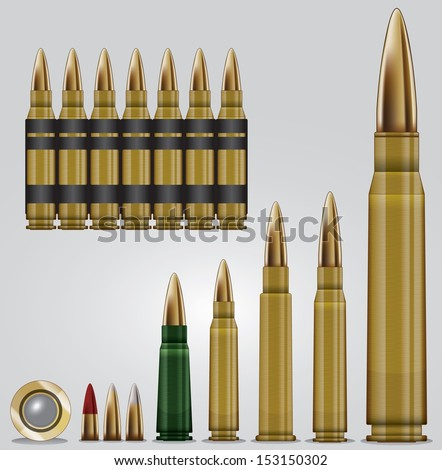 rifle ammunition set eps