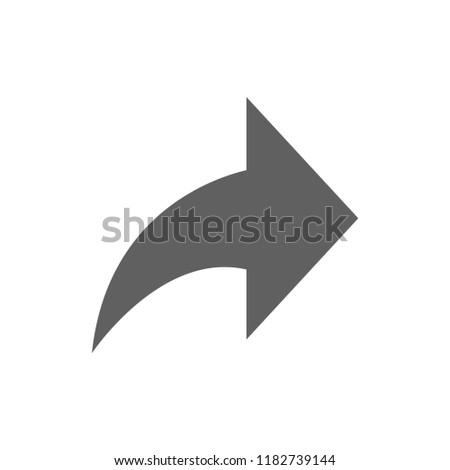right arrow icon #1182739144