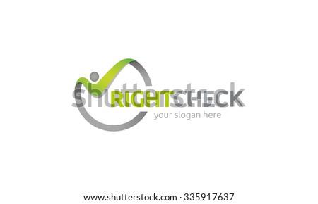 Right Check Logo