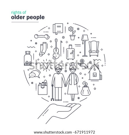 rights of older people modern