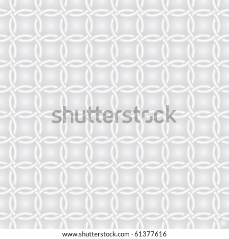 Rings white background (editable seamless pattern)