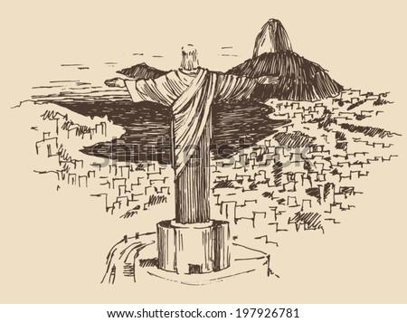 rio de janeiro city  brazil...