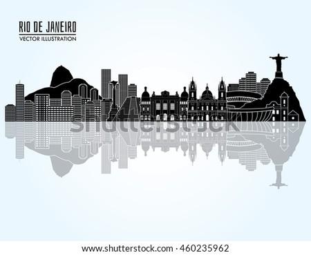 rio de janeiro famous monuments