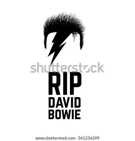 rip david bowie january 11
