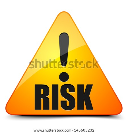 Risk! - stock vector
