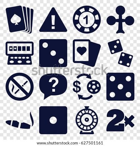 risk icons set set of 16 risk