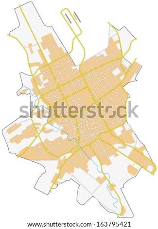 riyadh city map
