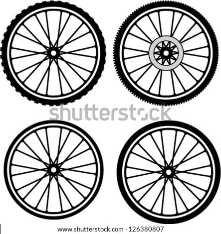 Mountain Bike With Road Tires Road And Mountain Bike Wheels