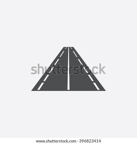 Road Icon.