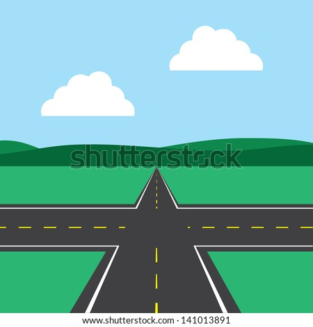 background road clipart 40 - photo #9