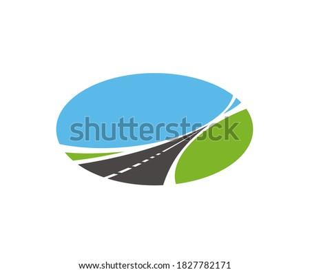 road  pathway  highway vector