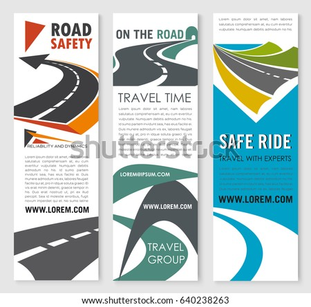 road safety  travel and car