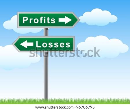 Road sign profits losses.jpg