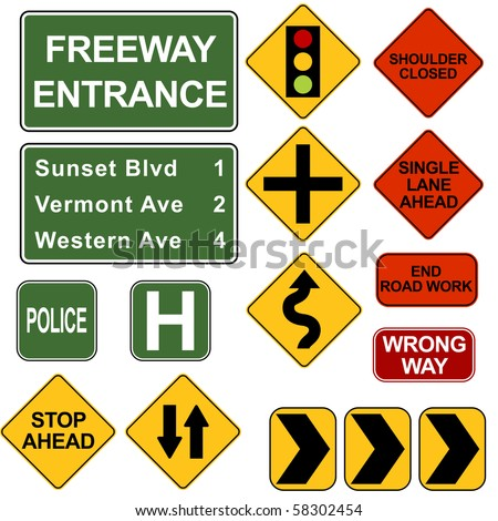 Road Signposts