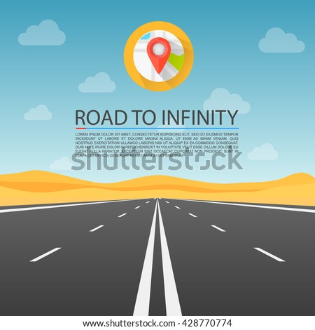 road to infinity highway  road