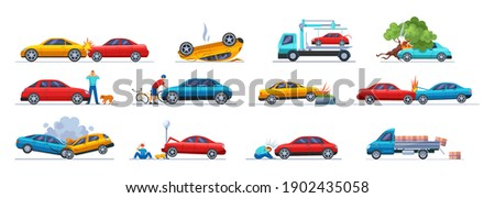 road traffic accident car