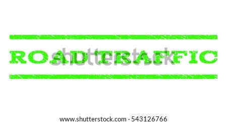 road traffic watermark stamp....