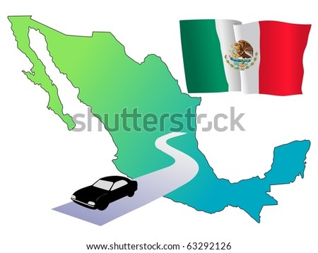 roads of Mexico