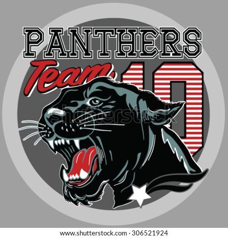 Roaring Panther.Varsity Team.