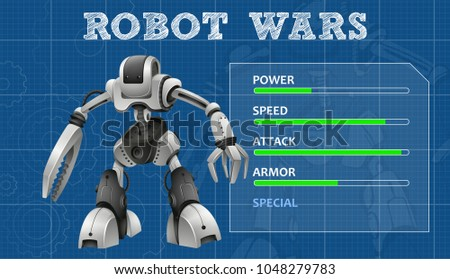 robot design with special