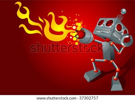 robot fury