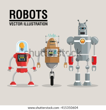 robot set design technology