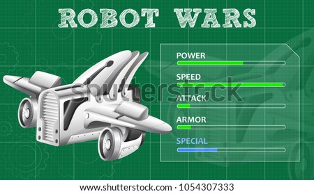 robot wars with special