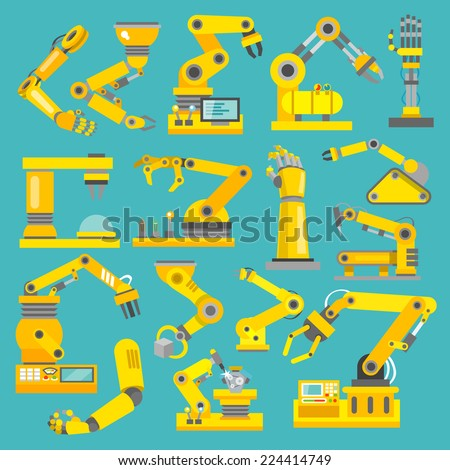 robotic arm manufacture